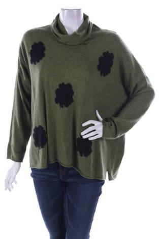 Пуловер с поло яка MASAI