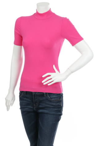 Блуза с поло яка AMISU