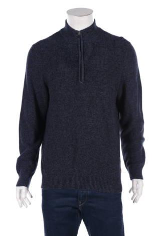 Пуловер с поло яка Izod