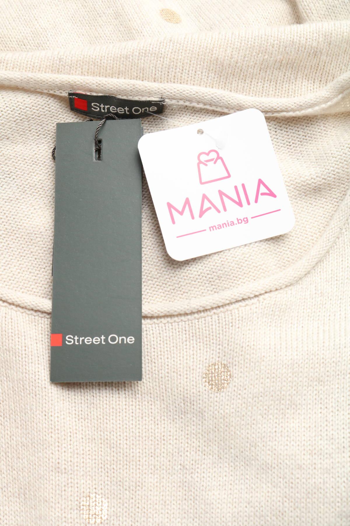Пуловер STREET ONE3