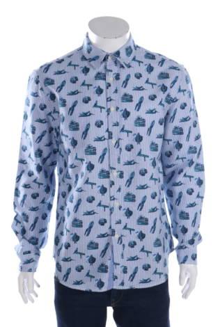 Спортно-елегантна риза Desigual