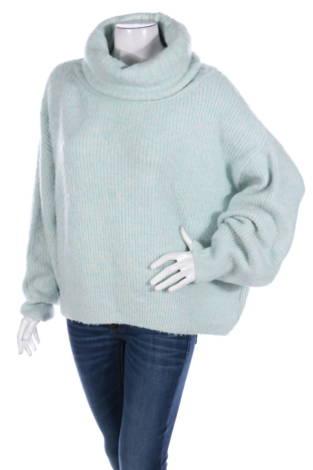 Пуловер с поло яка Topshop
