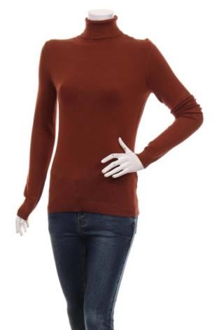 Пуловер с поло яка VILA