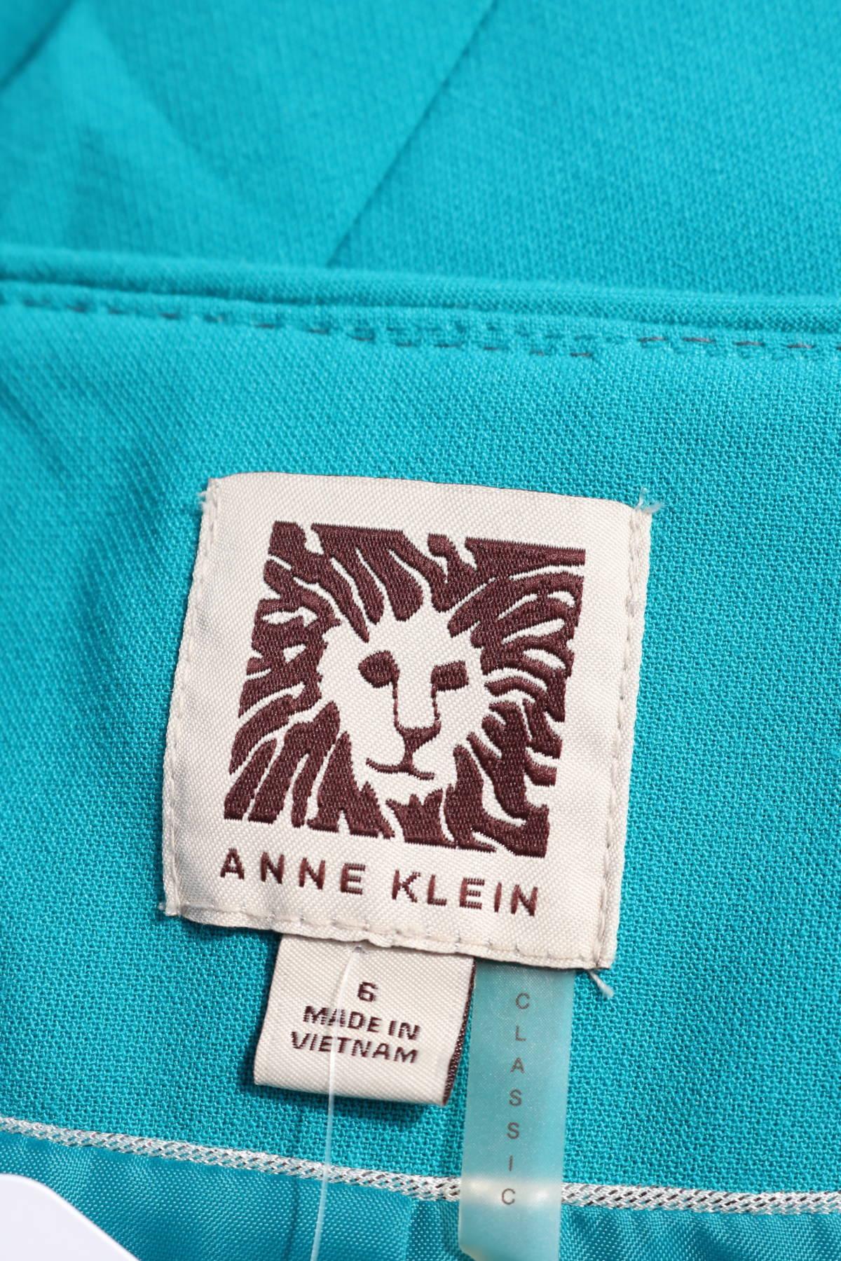 Спортно-елегантно сако Anne Klein3