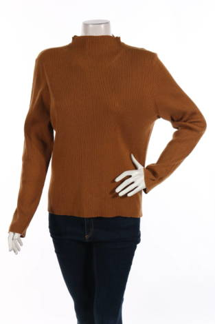 Пуловер с поло яка Coldwater Creek