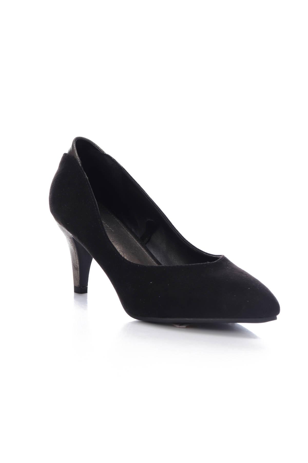 Обувки на ток Camaieu1