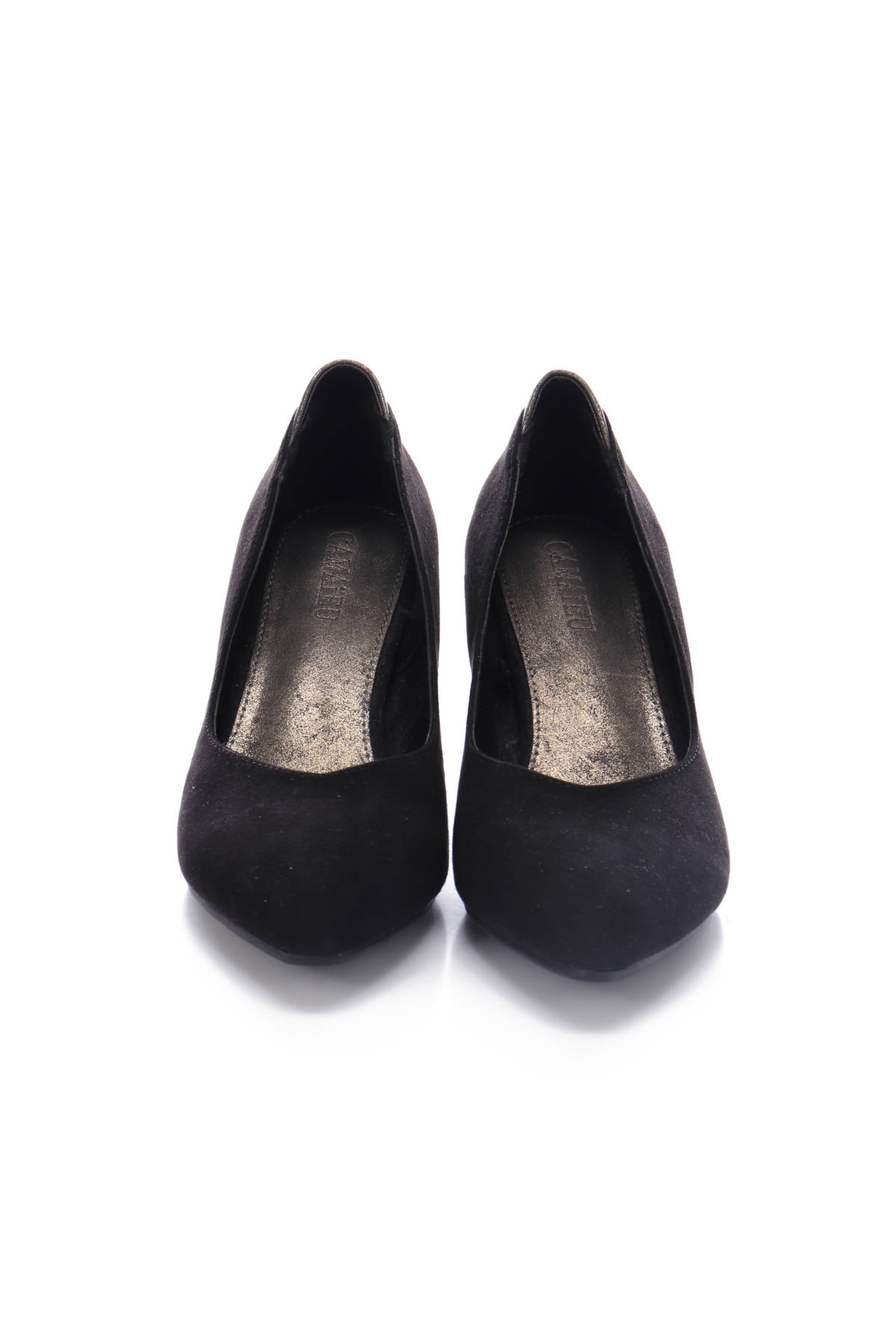 Обувки на ток Camaieu2
