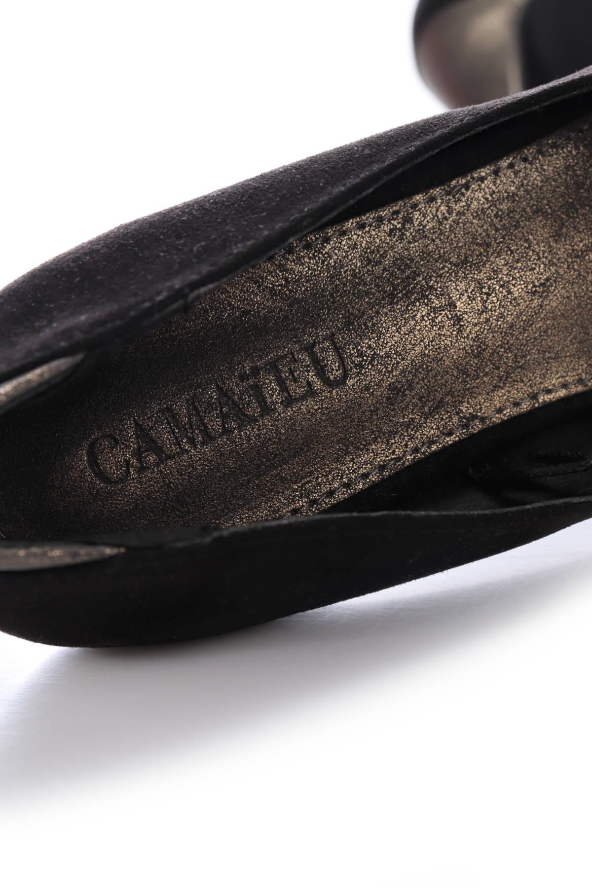 Обувки на ток Camaieu4