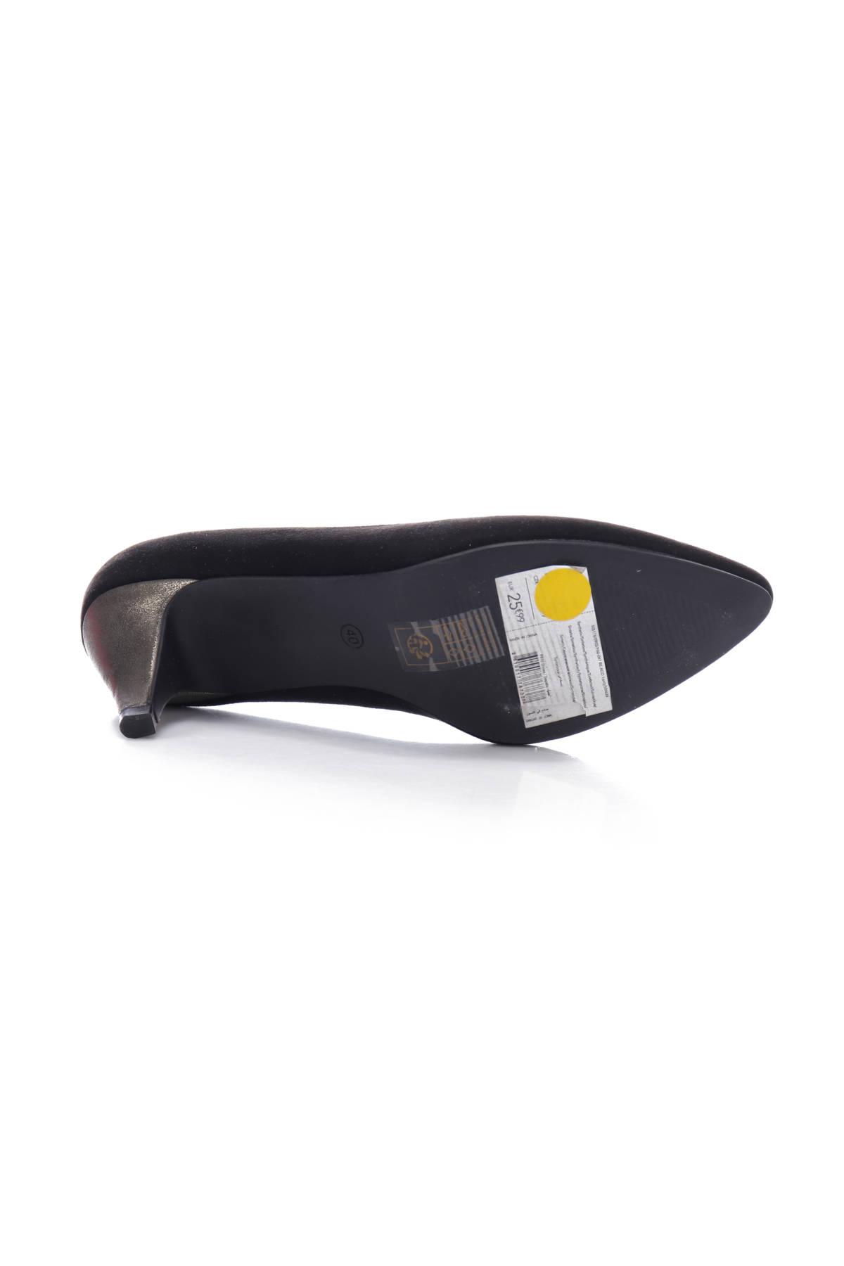 Обувки на ток Camaieu5