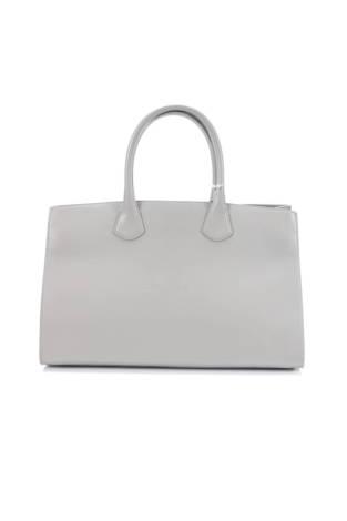Кожена чанта Patrizia Pepe