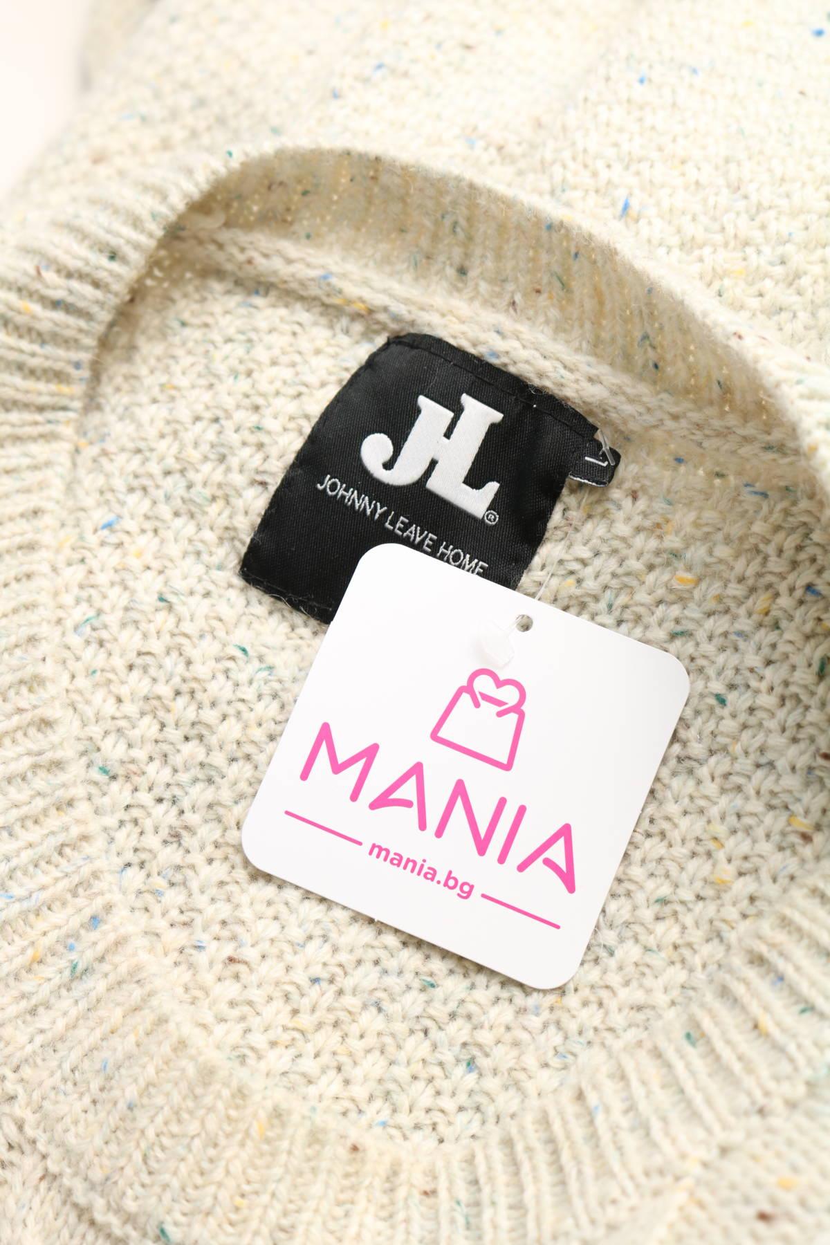 Пуловер JL3