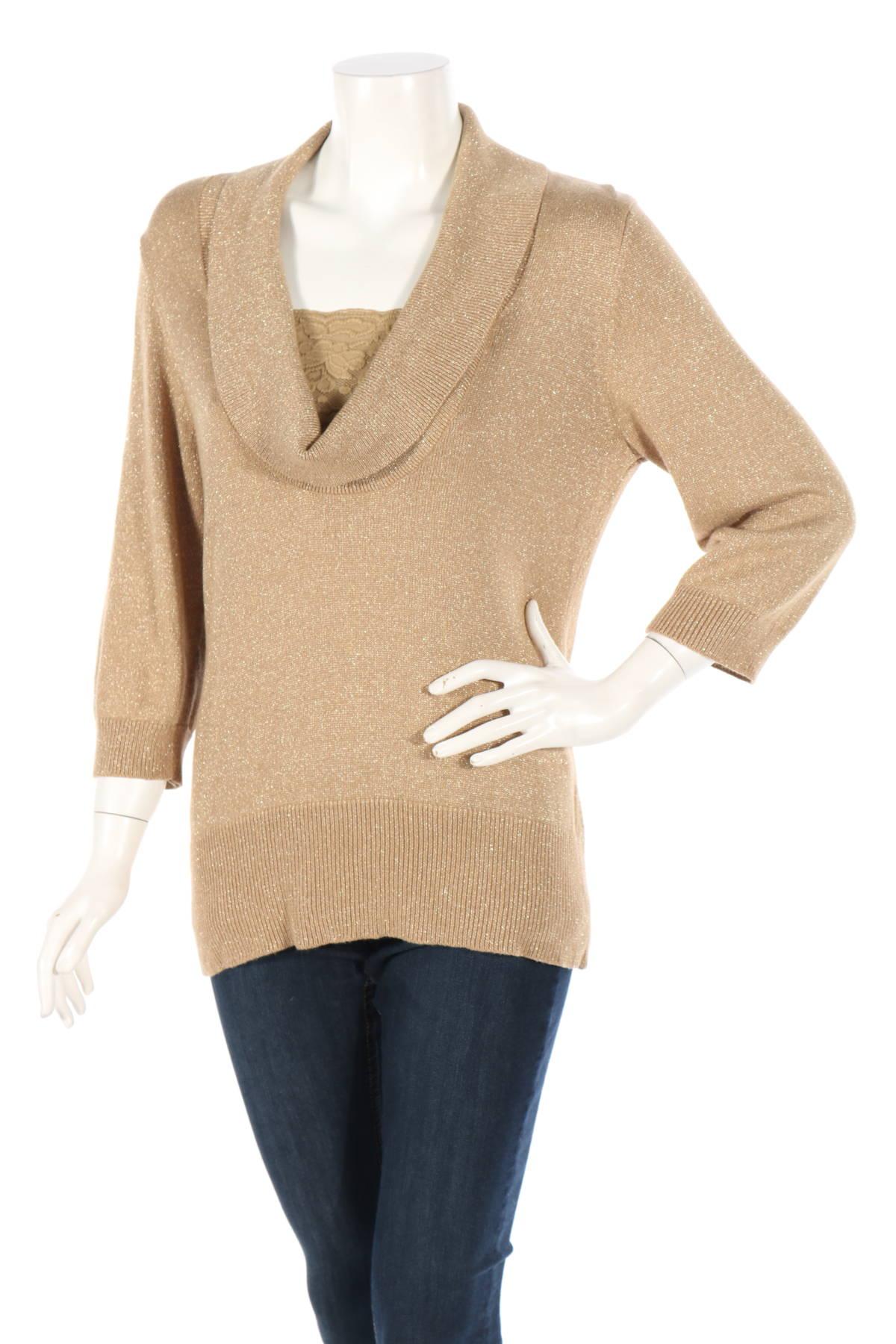 Пуловер ALFANI1