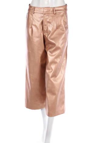 Кожен панталон Reserved