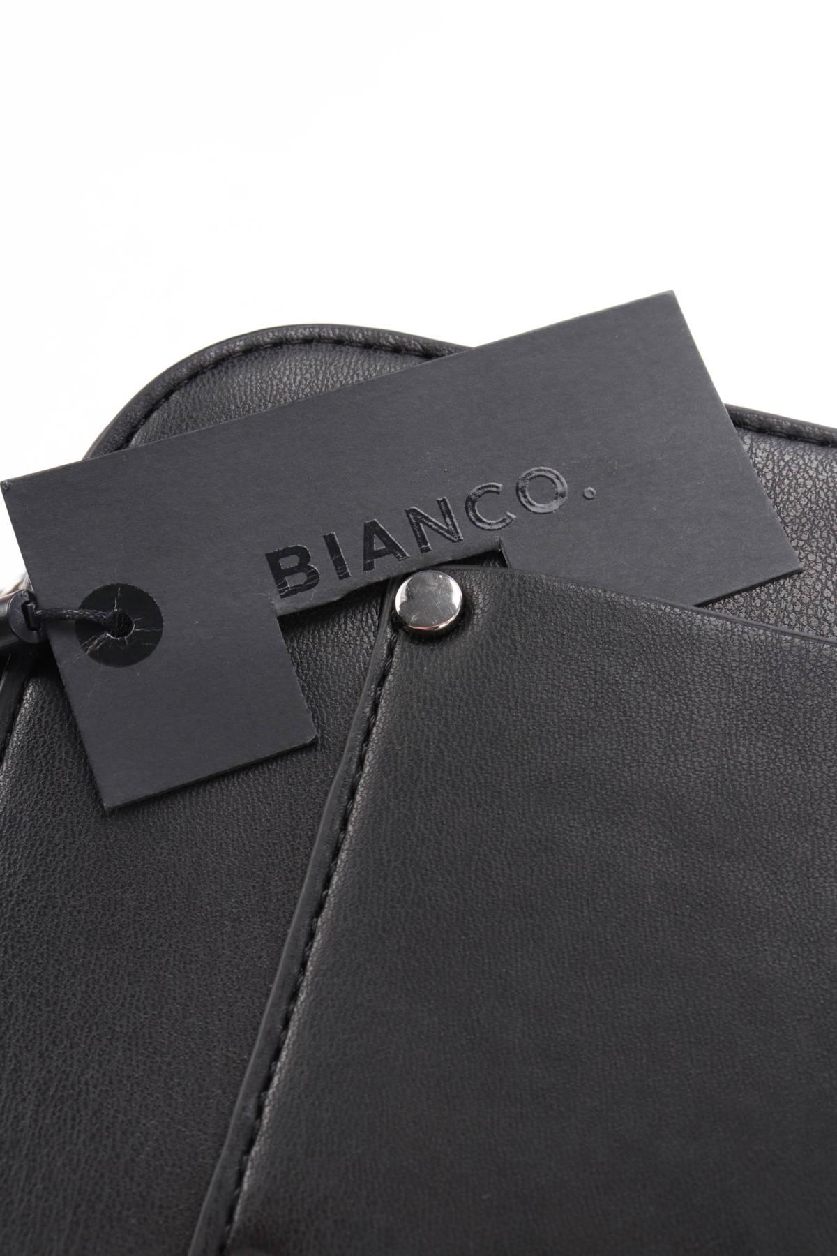Кожена чанта BIANCO4