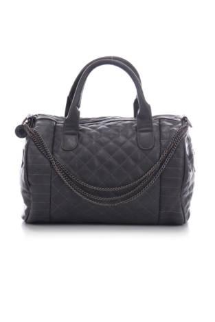 Кожена чанта Friis&Company