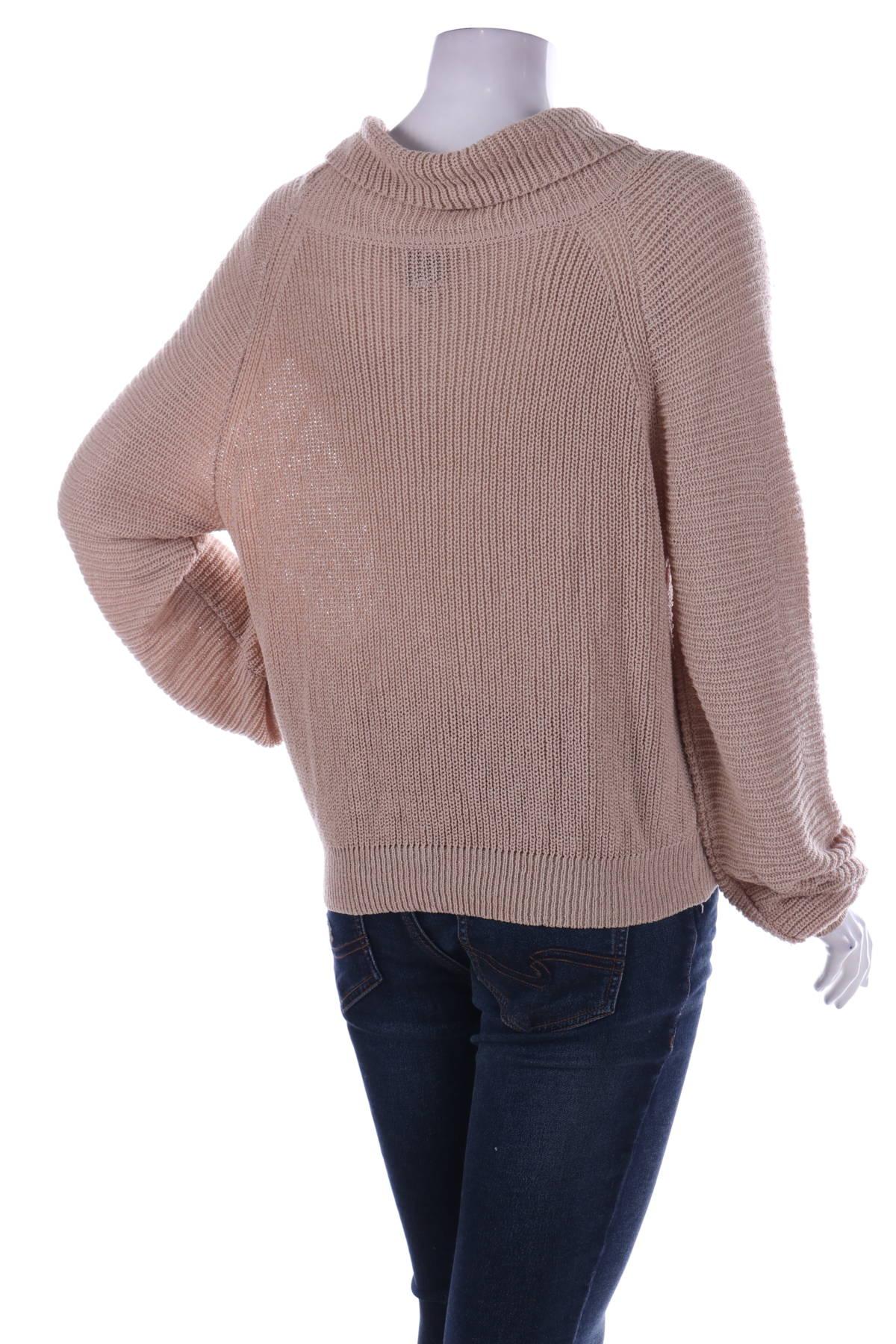 Пуловер NUDE2