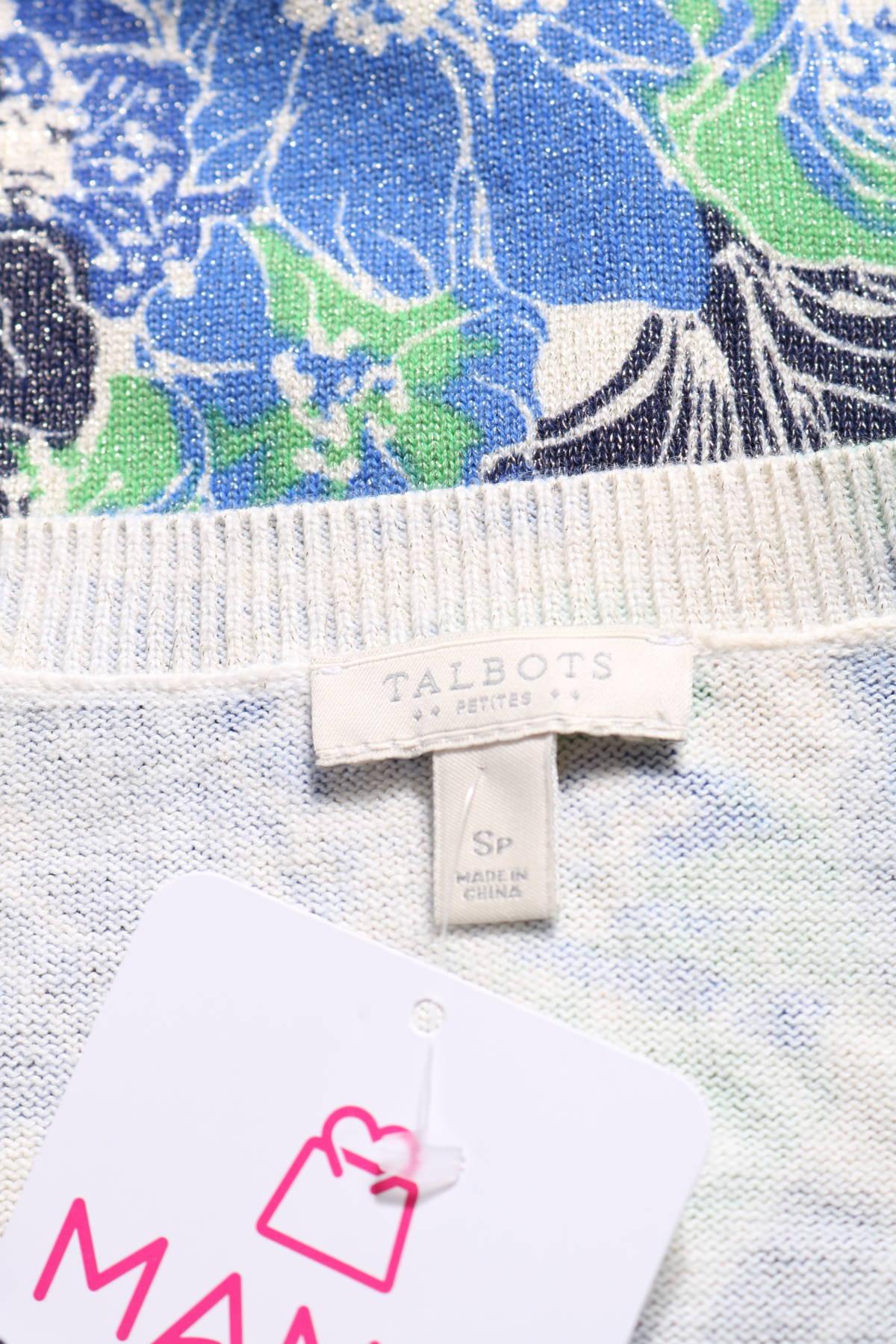 Жилетка Talbots3