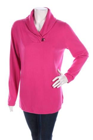 Пуловер с поло яка CLASSIC ELEMENTS