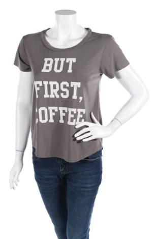 Тениска с щампа Fifth Sun