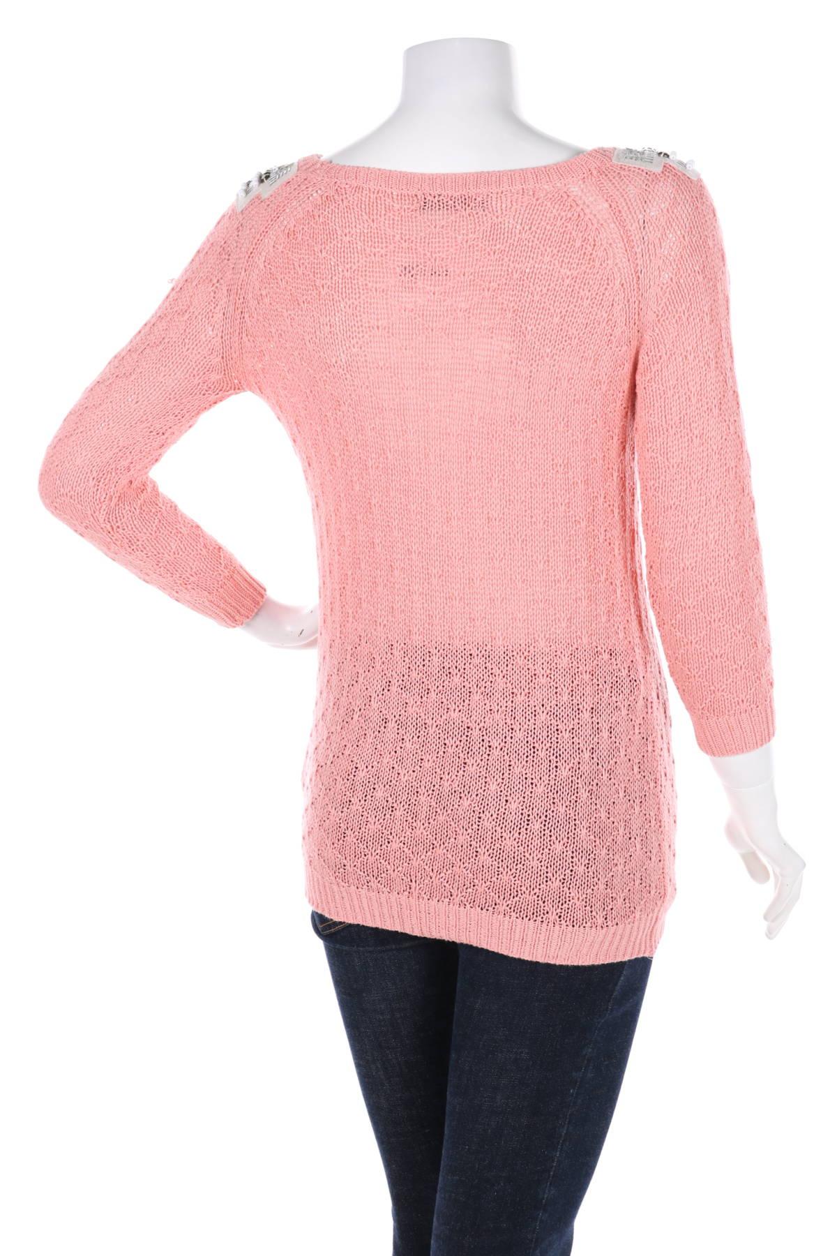 Пуловер HA2