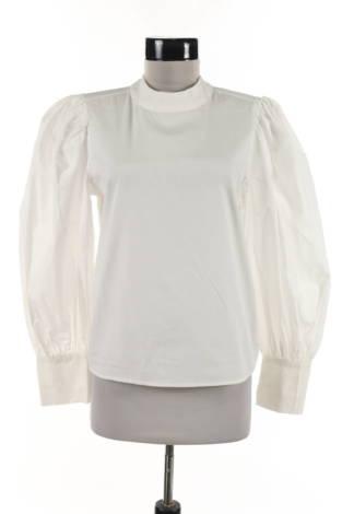 Блуза с поло яка Object