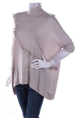 Пуловер с поло яка Margit Brandt
