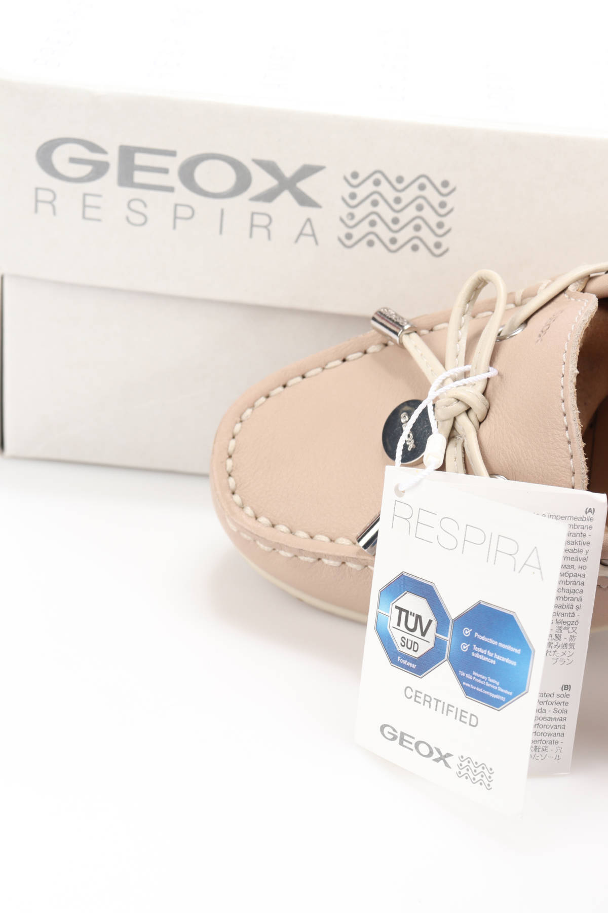 Ниски обувки GEOX4
