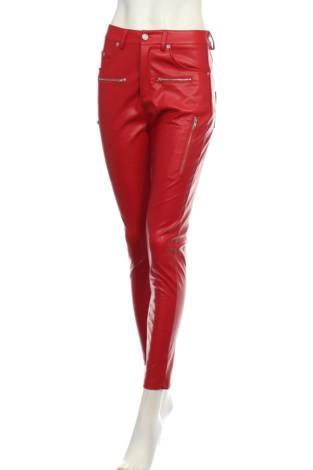 Кожен панталон SHEILAY