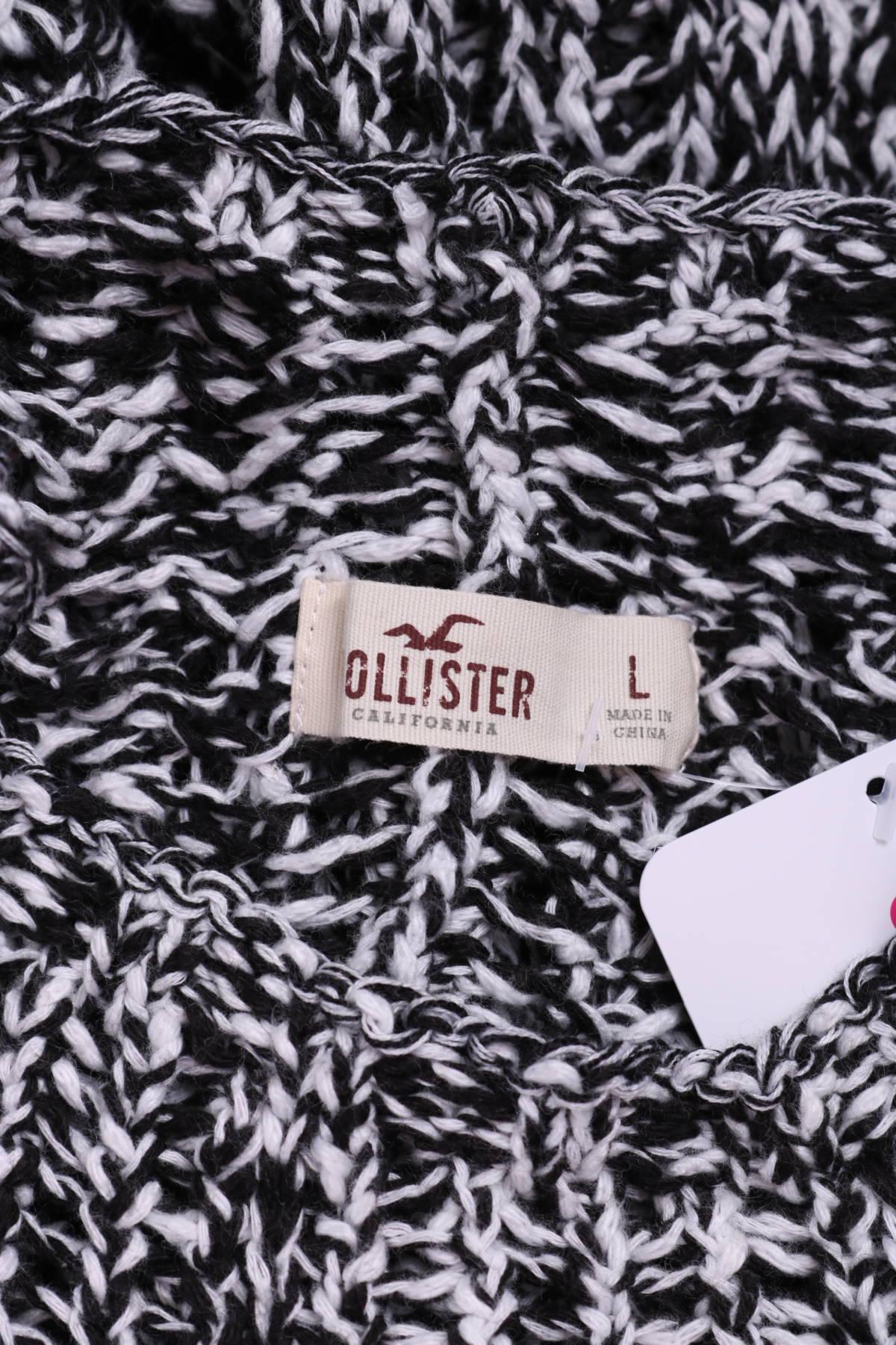 Пуловер HOLLISTER3