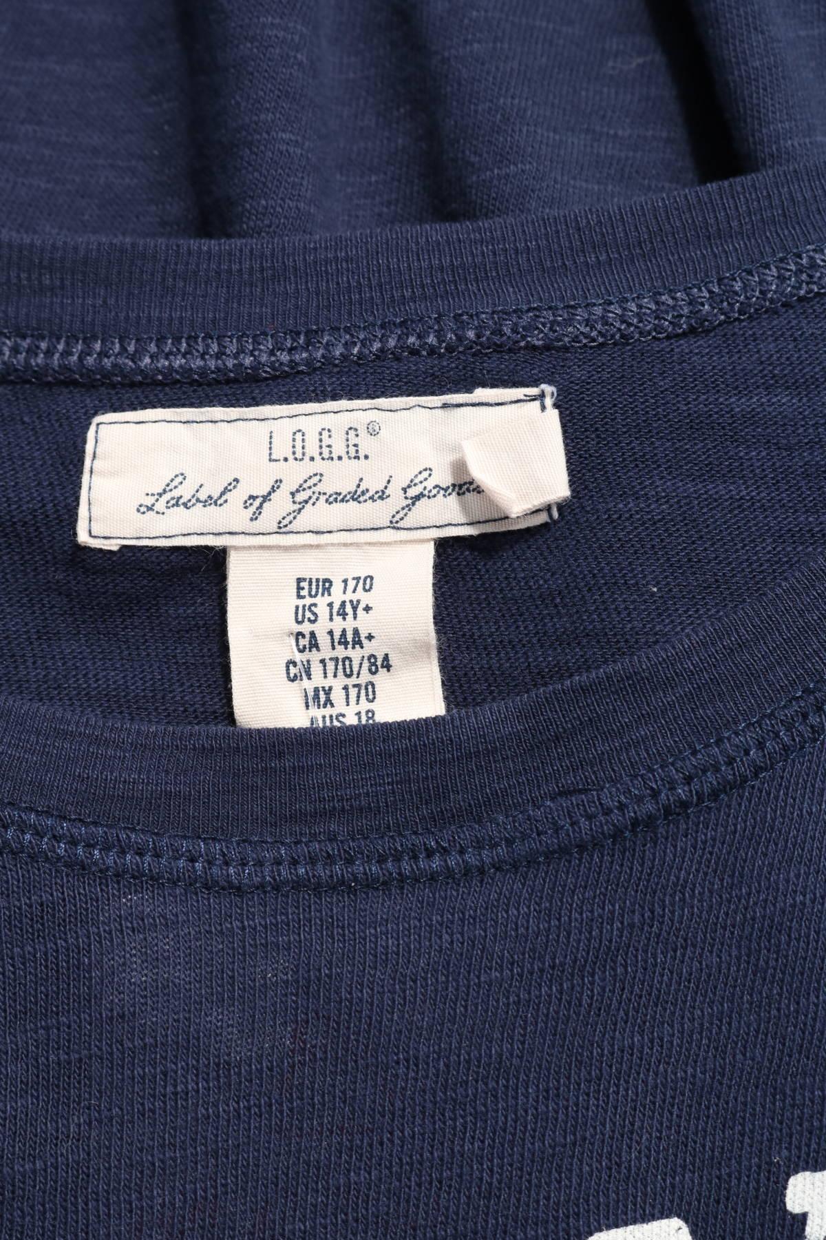 Детска блуза H&M L.o.g.g3