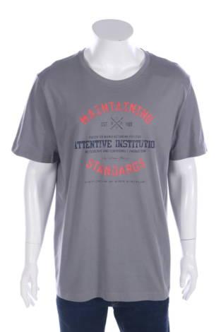 Тениска с щампа Christian Berg