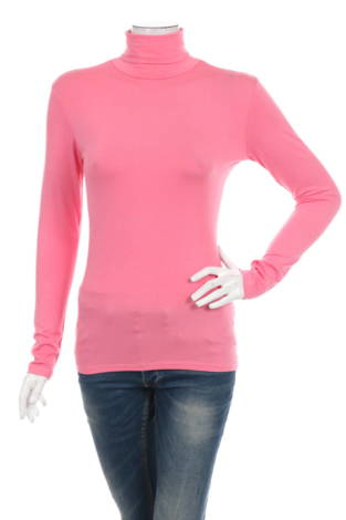 Блуза с поло яка KAFFE