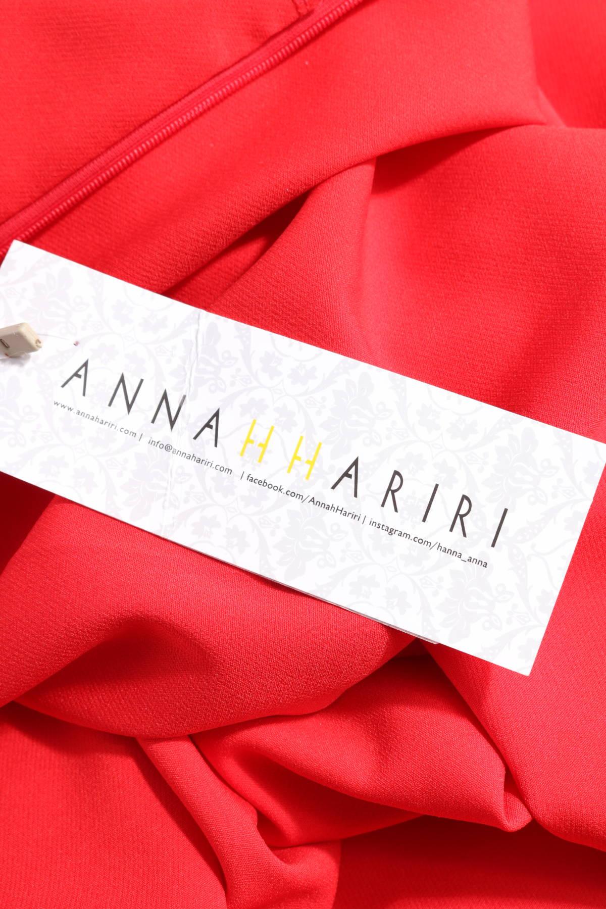 Рокля Annah Hariri3