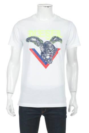 Тениска с щампа DIESEL