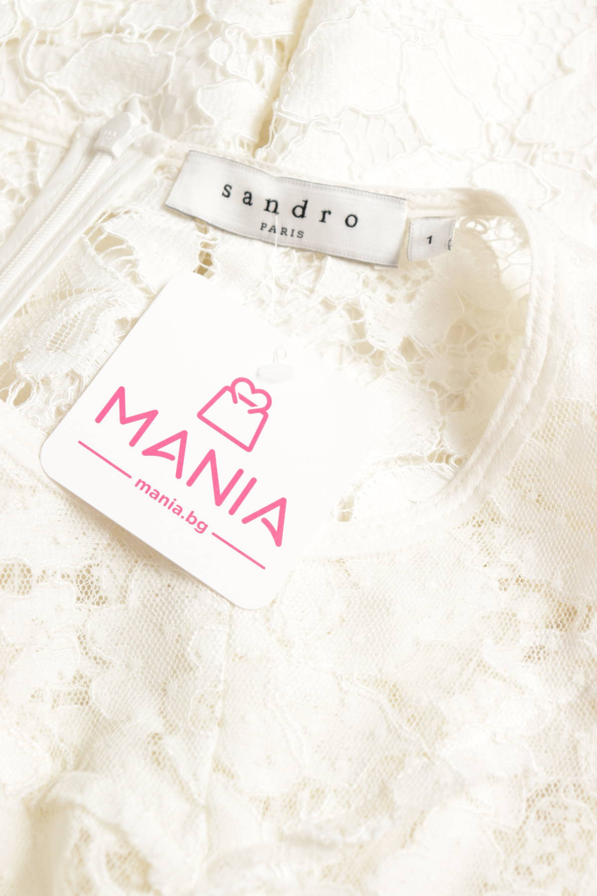 Официална рокля SANDRO3