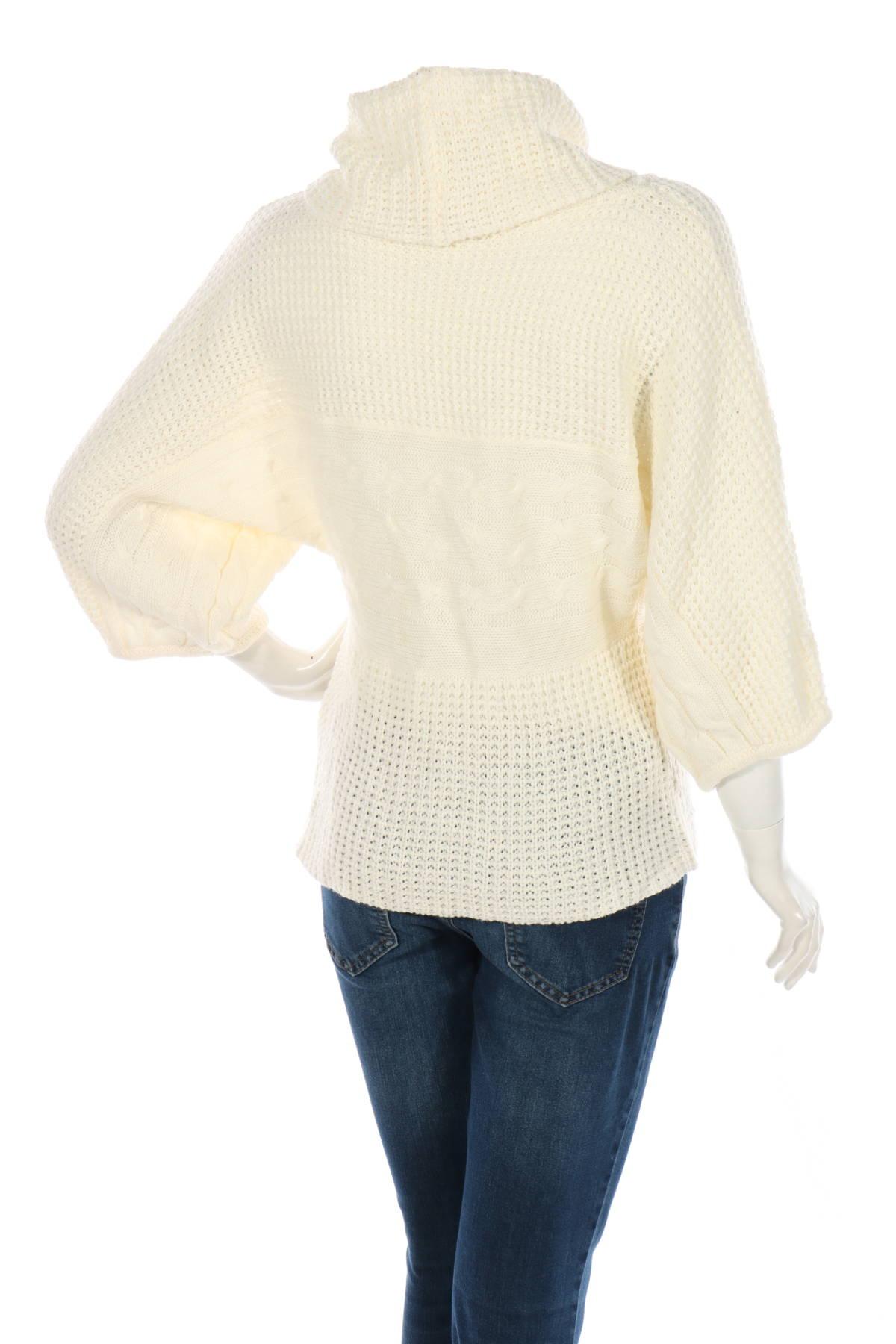Пуловер с поло яка LOVE CHESLEY2