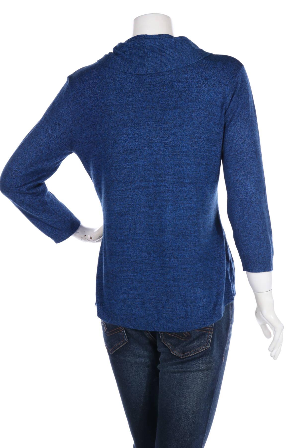 Пуловер с поло яка ROZ & ALI2