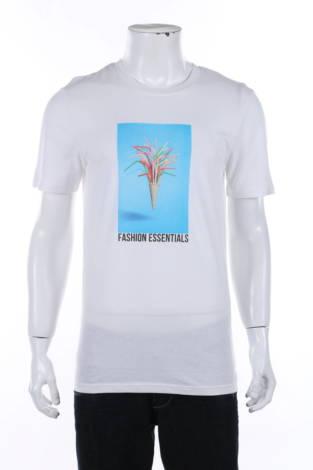 Тениска с щампа MR.F