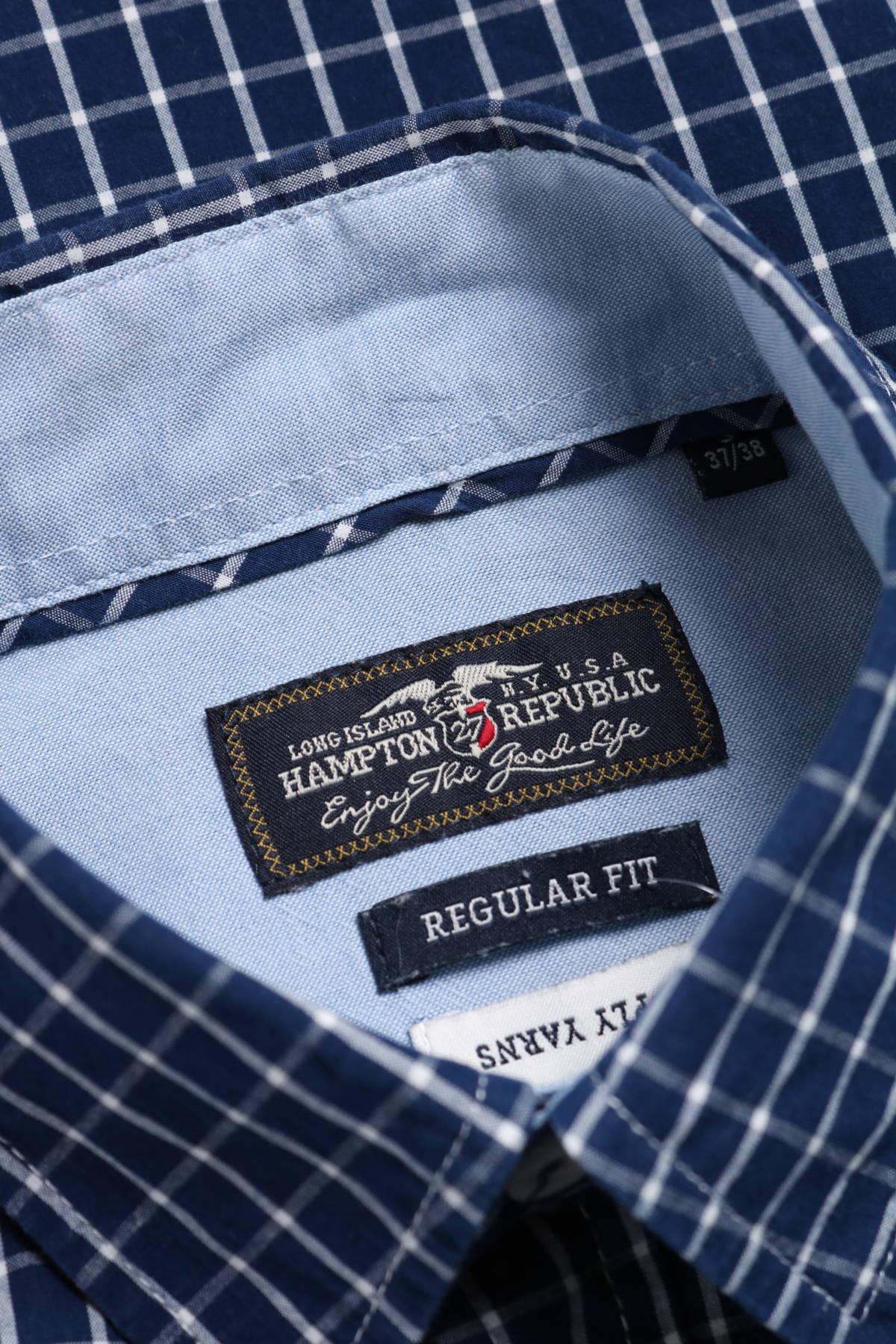 Риза Hampton Republic3