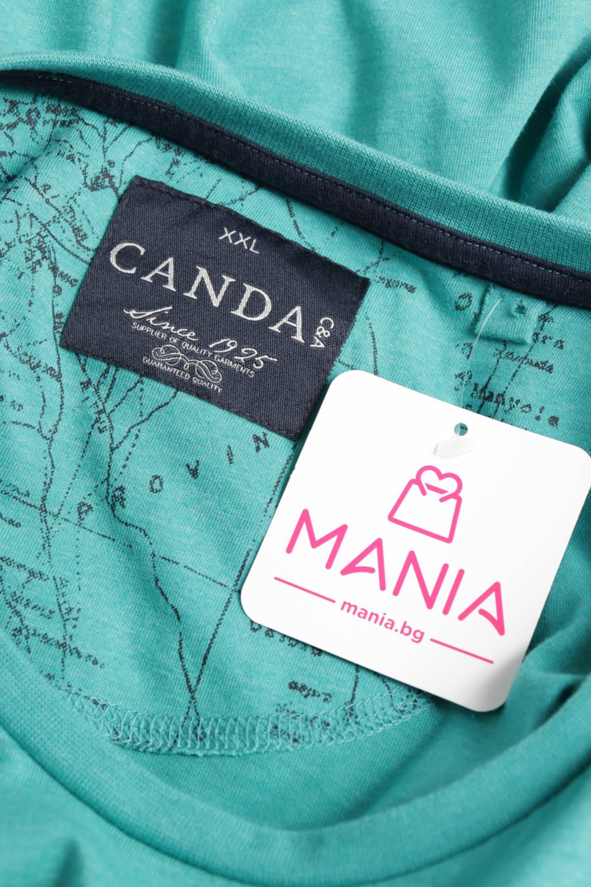 Тениска с щампа CANDA3