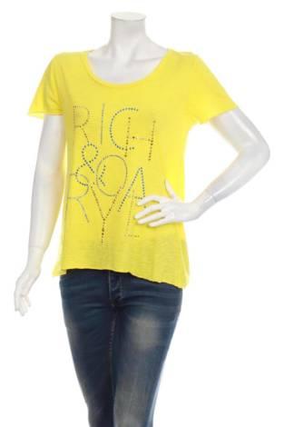 Тениска с щампа RICH & ROYAL