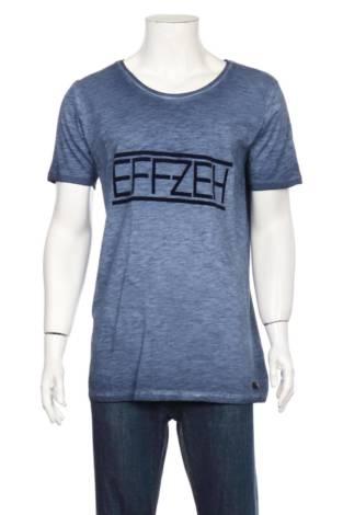 Тениска с щампа EFFZEH