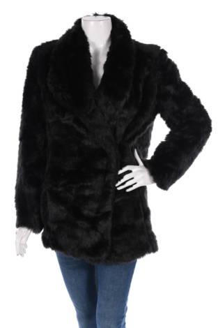 Палто с косъм Charlotte Russe