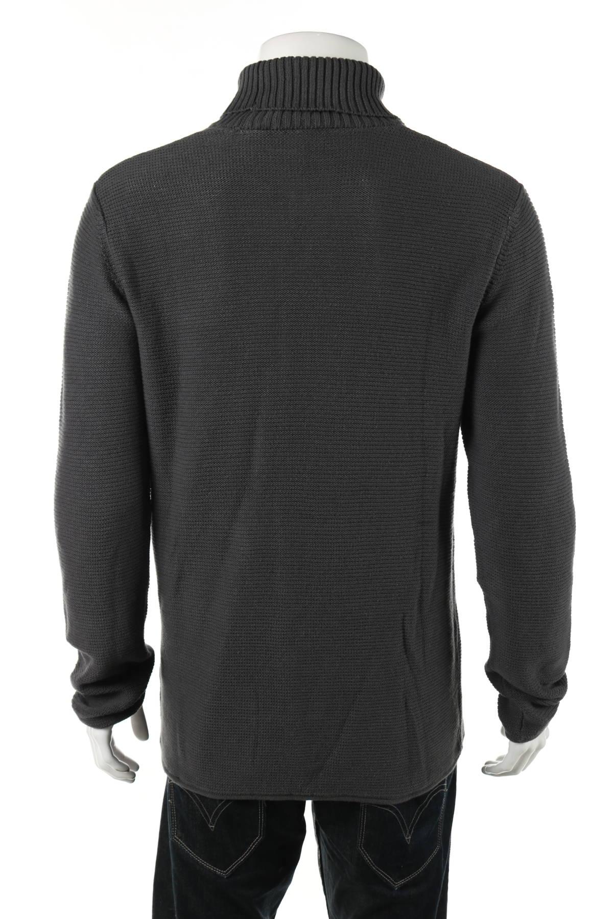 Пуловер с поло яка MR.F2