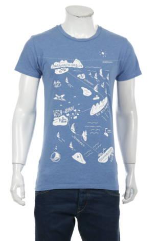Тениска с щампа SEILNORGE