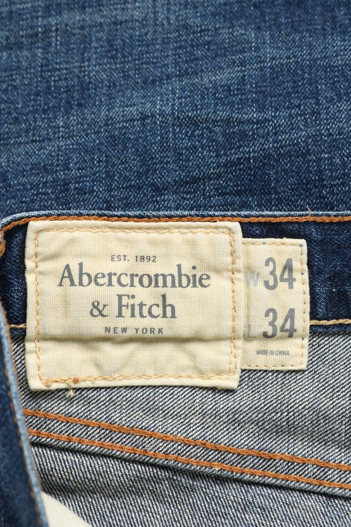 Дънки Abercrombie & Fitch3