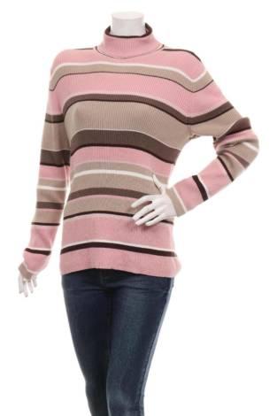 Блуза с поло яка LIZ&CO