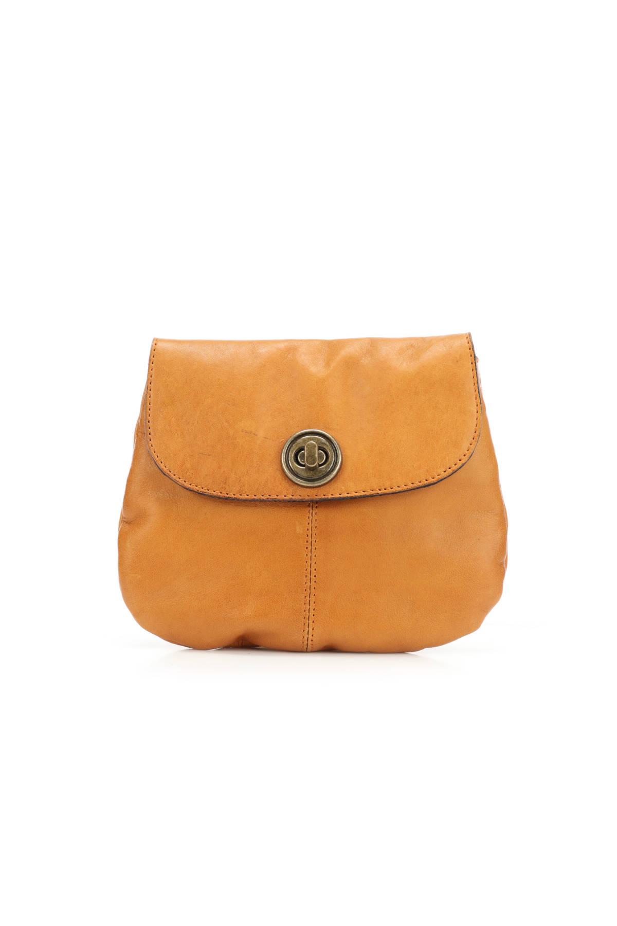 Кожена чанта PIECES1