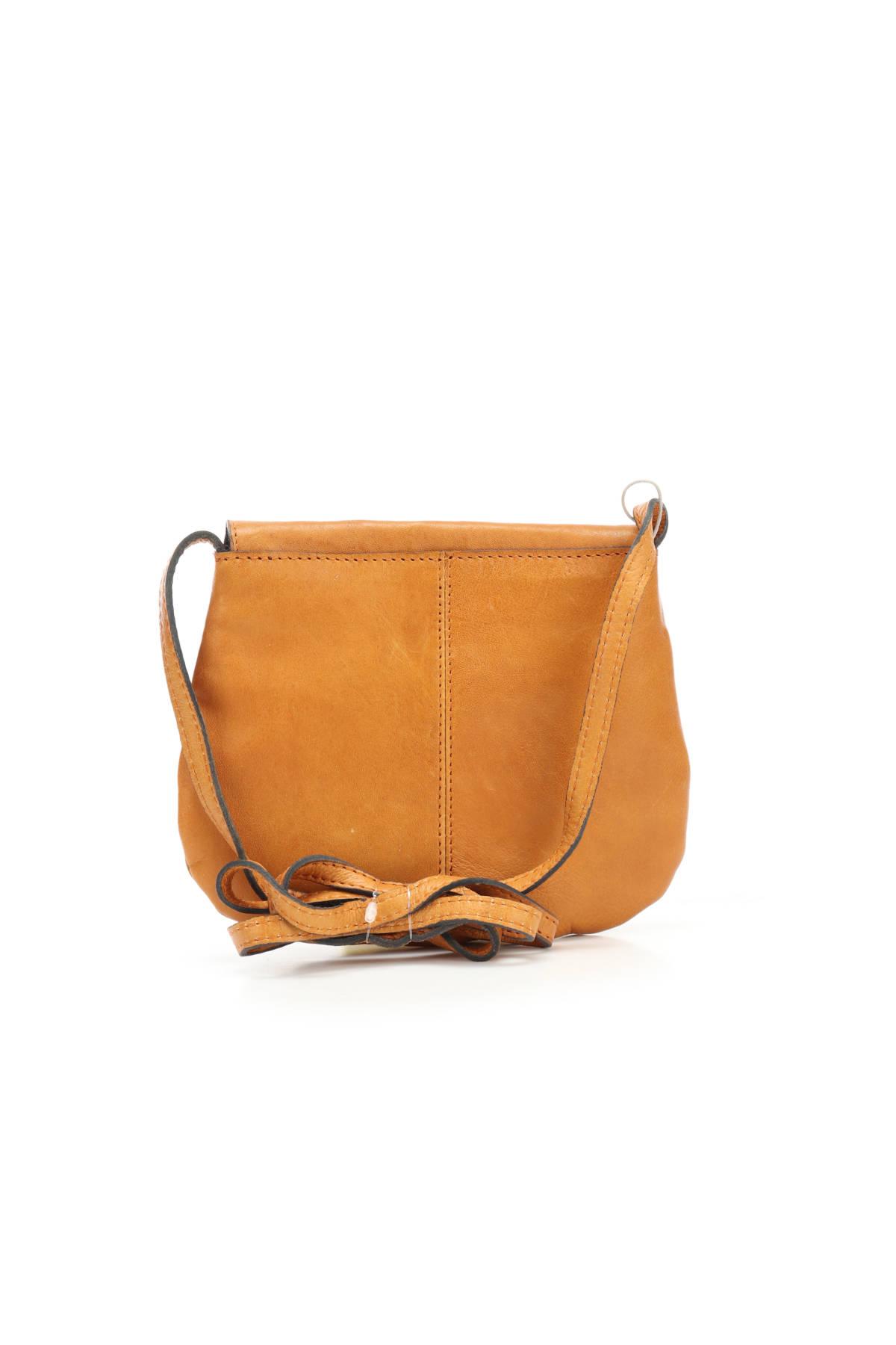 Кожена чанта PIECES2