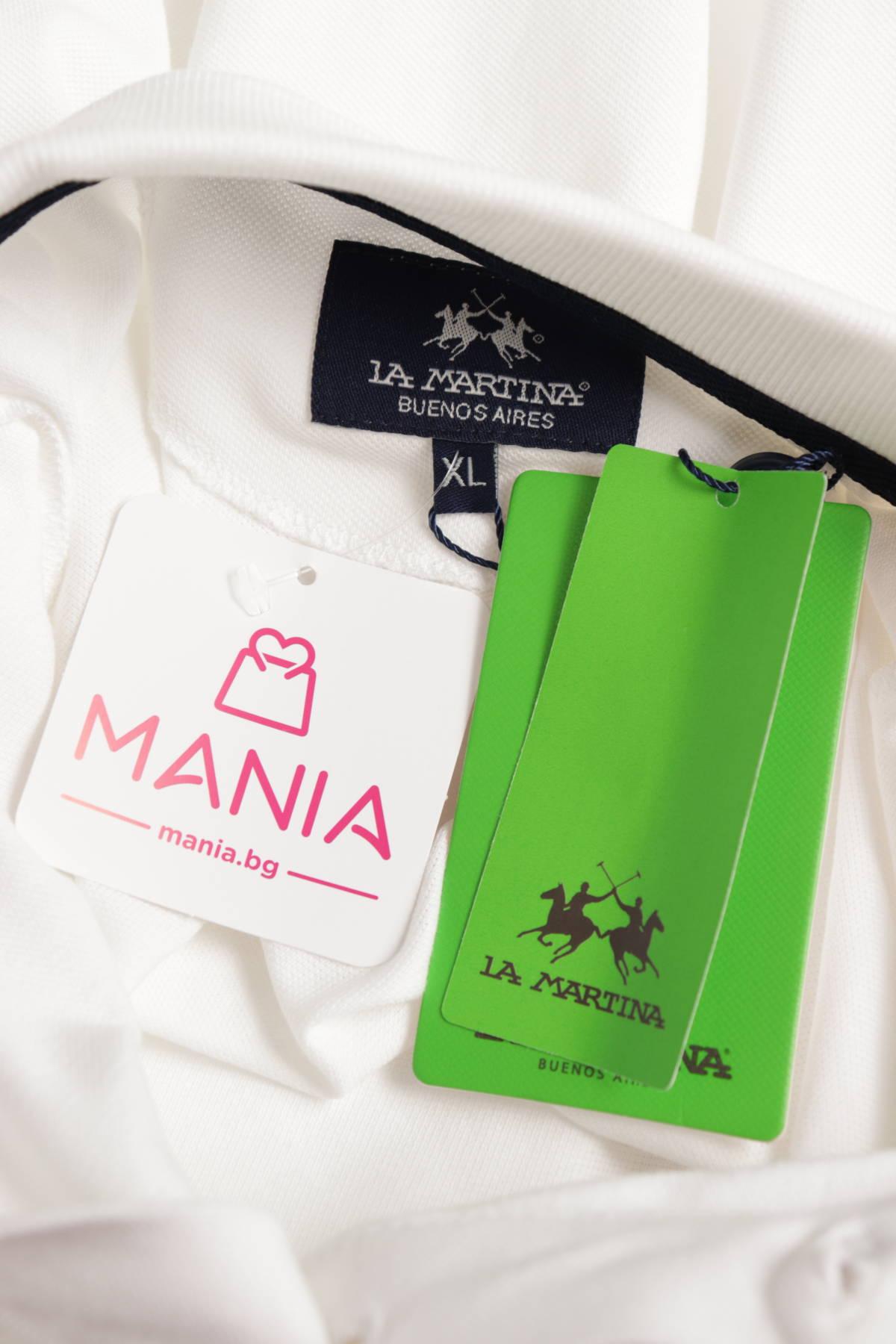 Тениска LA MARTINA3